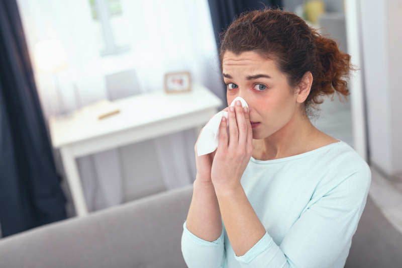 Stuffy or runny nose? Itchy eyes? Your home's indoor air quality could be to blame!