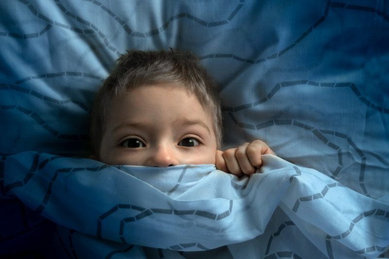 Don't hide under the sheets if your HVAC is acting scary - call us out to tame that monster!