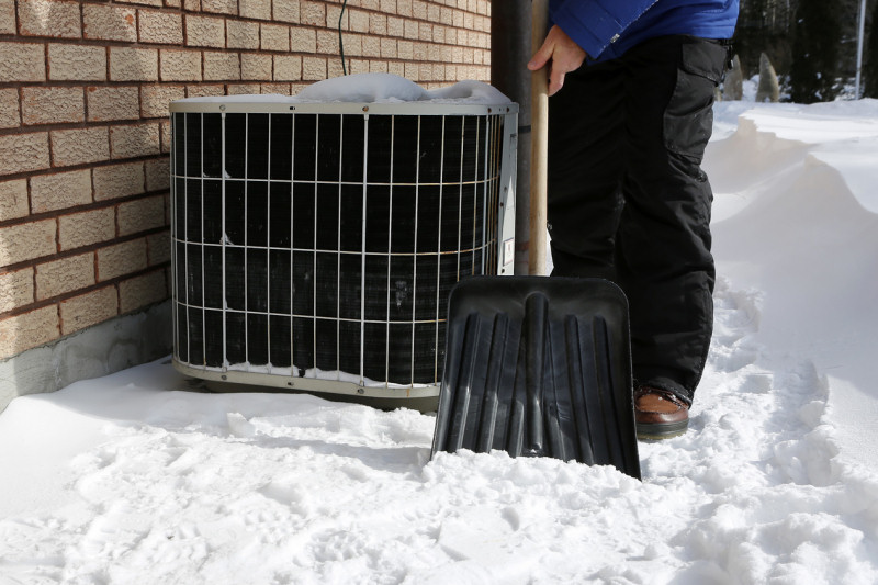 Just because your air conditioning unit isn't used in the winter doesn't mean you can forget all about it!